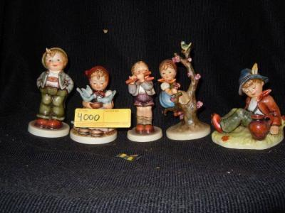 Goebel Figurines